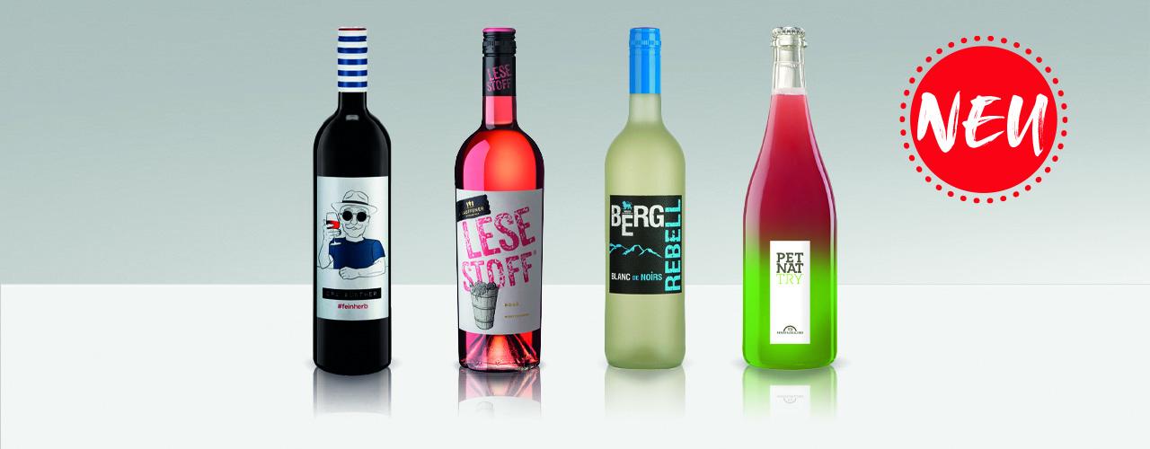 Neue Weine der Weinheimat
