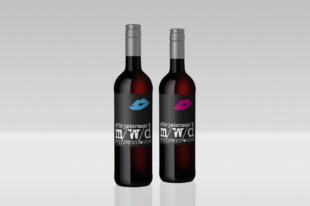 Neue Weine der Heuchelberg Weingärtner: m/w/d #für jedermann Trollinger beziehungsweise Trollinger mit Lemberger