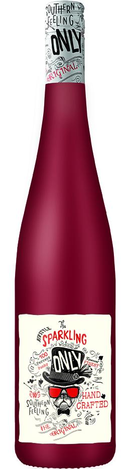 Only Sparkling Rosé vom Weinkonvent Dürrenzimmern