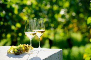 Weißwein Bouquet