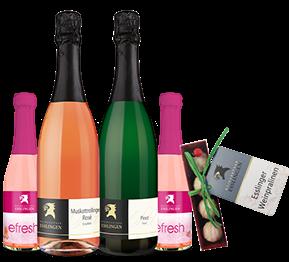 Weinpaket Muttertag Weingärtner Esslingen