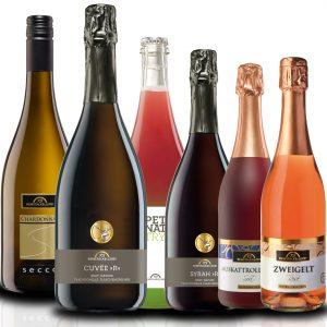 Live Weinprobe Schaumparty der Remstalkellerei