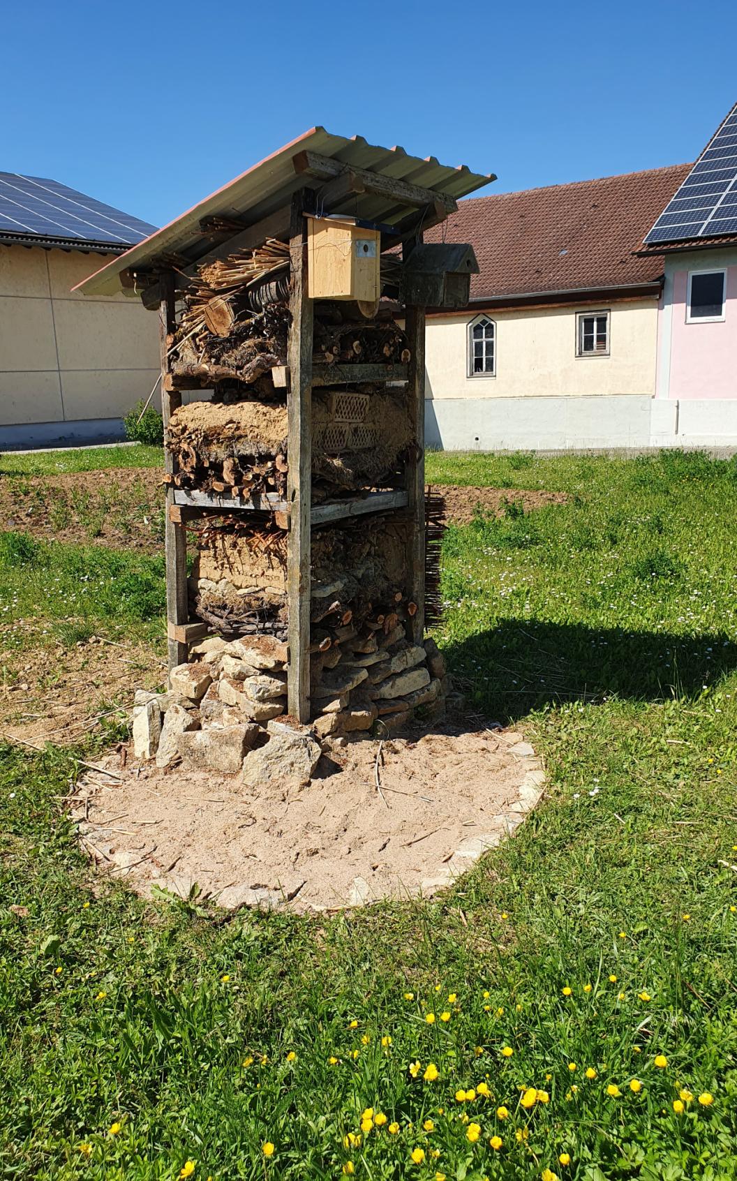 Der Lebensturm der Weingärtner Markelsheim
