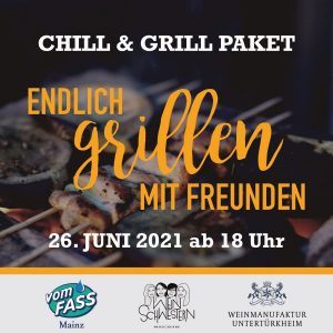 Weinmanufaktur: Grill & Chill