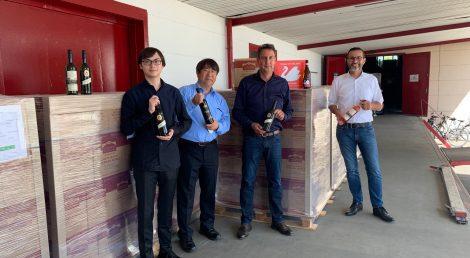 WG Stromberg-Zabergäu international erfolgreich