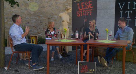 LESESTOFF-Talk der Lauffener Weingärtner gestartet