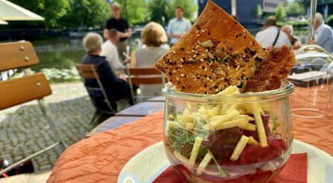 Heilbronn: Wein Villa trifft DHBW