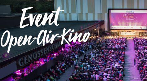Das 20. Open-Air-Kino-Heilbronn