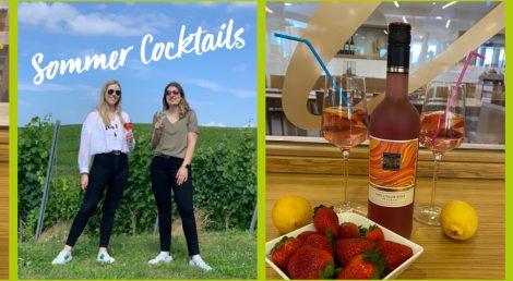 Azubi Projekt: Sommer Cocktails