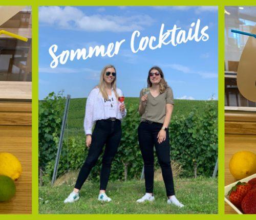 Sommer Cocktails Azubi Projekt