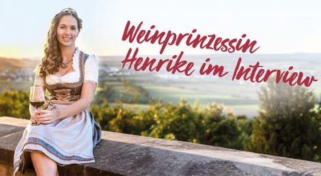 Württemberger Weinprinzessin Henrike Heinicke