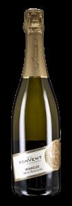 Weinkonvent Muskateller Sekt extra trocken Flasche