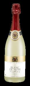 WZG Sekt extra trocken Flasche