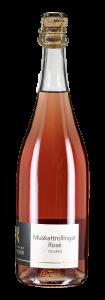 Weingärtner Esslingen Muskattrollinger Rose Flasche aus Württemberg