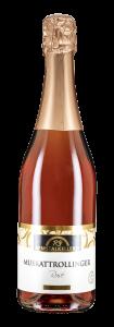 Remstalkellerei Muskattrollinger Rose Flasche