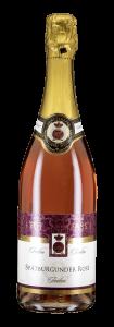 Weinkeller Hohenlohe Spätburgunder Rose Sekt Flasche aus Württemberg