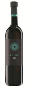PRIMO #2 Weißwein Flasche
