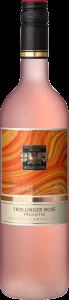 Trollinger Rosé Wein für Sommer Cocktail Flasche