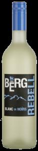 Weinerlebnis: Winzer vom Weinberger Tal Blanc de Noir Weinflasche