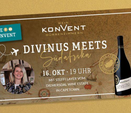 Divinus meets Südafrika