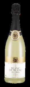 2018 Württemberger Blanc de Blanc Cuvée brut