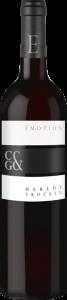 Emotion Merlot Cleebronn-Güglingen Flasche