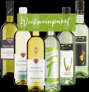 Weißweinsortiment: Duell Baden vs. Württemberg Stromberg-Zabergäu
