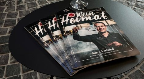 Wein Heimat Magazin: Herbstausgabe 2021 ist da!