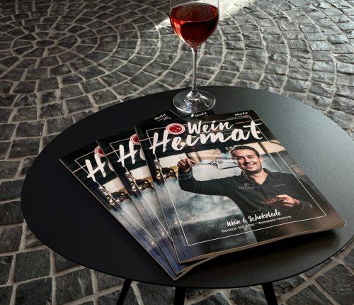 Herbstausgabe Wein Heimat Magazin